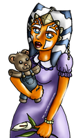 Little Ahsoka by Gragra96