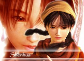 Shenhua by Son-ALA