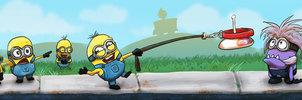 Minion Life-Contest Entry by ZabbyTabby