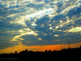 September Sunset 2 by Michies-Photographyy