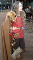 Celtic Viking Warrior Woman 2 by SomewhatSavvy