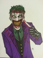 Death Of the Family Joker by PumpkinSlasher9