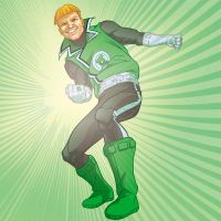 Guy Gardner by gatchatom