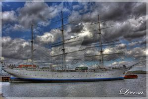 Gorch Fock by Lecosa