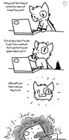 Whenever I try to avoid Spoilers by DragonwolfRooke