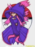 Poke Princess Mismagius by pikabellechu