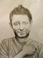 Elijah Wood by MissMachineArt