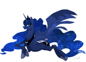 Princess Luna by DramaticAct