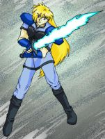 Gourry from the Slayers by Enkida