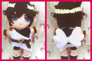 Nintendo - Pit Plushie by VioletLunchell