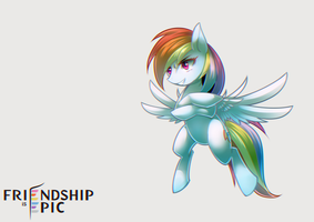 Friendship is Epic playable character3 by coma392