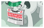 Front Page says 'come to EFNW!' by Pedantia