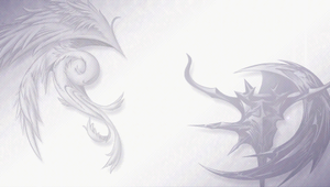 FF Dissidia's wallpaper by cHoCoLaTe-DeViL