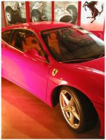 Ferrari by tomegatherion