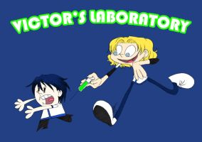 :TC: Victor's Laboratory by alexis-the-angel