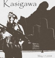 Front of CD cover by kasigawa