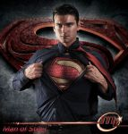 Superman by Maryneim