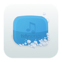Tidysongs Icon by DjGyre