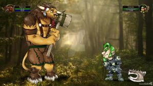 Logic in the World of Warcraft by Elezzard