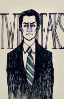 Special Agent Dale Cooper by RunawayKid