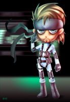 Chibi Snake by R-no71