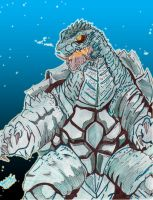 Gamera 2015 (Possible Design) by AVGK04