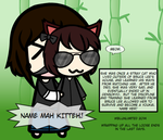 NAME MAH KITTEH WHO IS NOT SDV I SWEAR TO GOD by WBLPartsUnknown