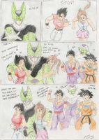 How to tame Perfect Cell by gensomaden-saihumis