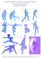 Misc. Figure Studies by gtgauvin
