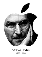 Steve Jobs by AndrewBadger