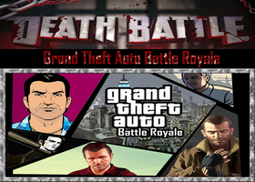 Grand Theft Auto Battle Royale by SonicPal