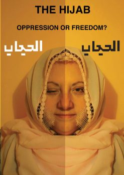 Hijab Oppression or Freedom by shava50