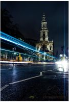 Light Trails, London by nmdelgado