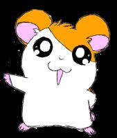 Hamtaro Animation by kid3001