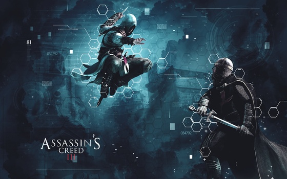 Assassin's Creed Wallpaper by therealVanilla
