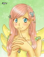 Fluttershy by NuggetSangriento