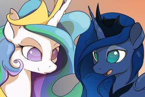 Sisters by Wild-Hound