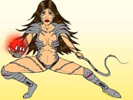 Witchblade by rmartin2819