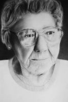 Old Lady in Pencil by slippy88