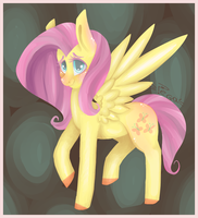 Fluttershy by Pega-An