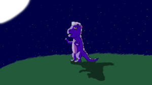 Mallow in the Night by dragonOllie15