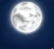 Moon by BoWhatElse