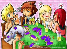 KH Playing Cards by thestarofpisces