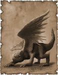 Winged Beast - Ulisses-Spiele by MichaelJaecks