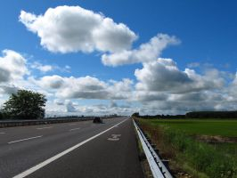 highway to heaven by Itapao