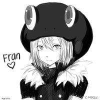 OMG ILY FRAN by ChikenWing