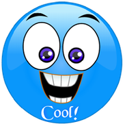 Cool Smiley by funkypunk2