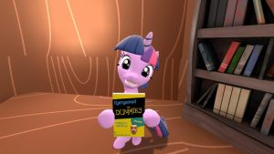 Twilight's favorite book by CakesAreLies