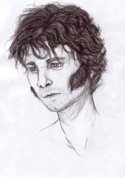 Mr. Darcy by stormbringer246