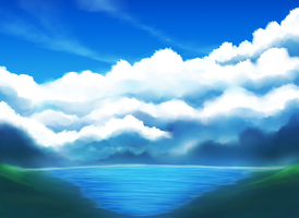 Landscape Free by DraconianRain
